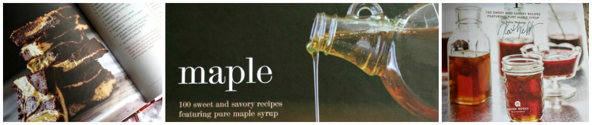 Maple: A Cookbook Review