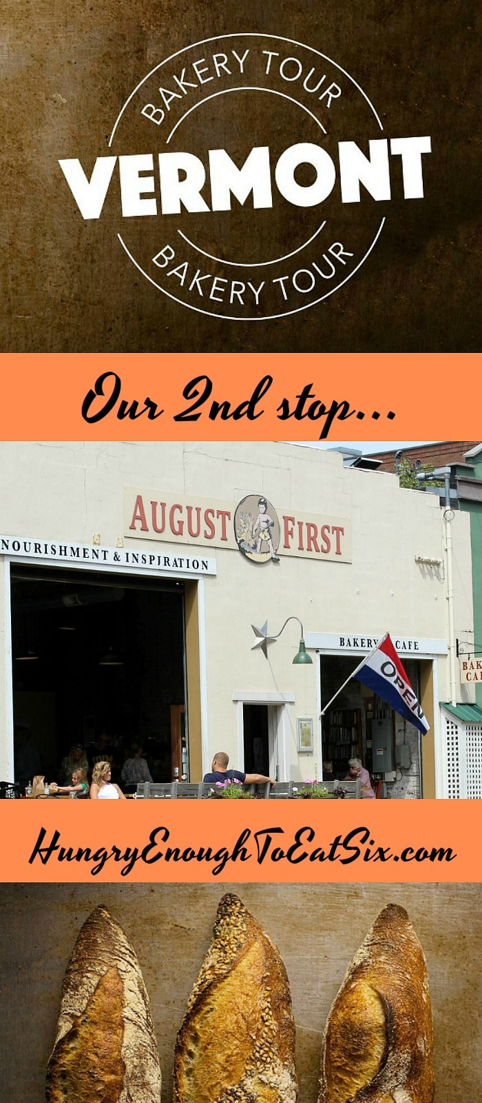 Delectable Destinations: August First Bakery: Our 2nd Stop ...