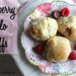 Flaky, pastry pouches hold a melty filling of raspberries and Rolo candies!