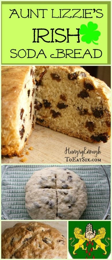 A traditional recipe handed down through family, for a soft loaf with flavors of raisin and caraway seed.