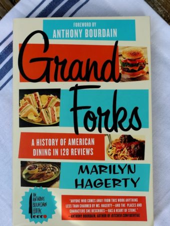 Image of Grand Forks book by Marilun Hagerty, foreword by Anthony Bourdain