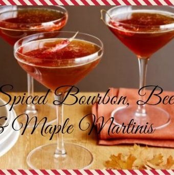http://www.foodnetwork.com/recipes/giada-de-laurentiis/spiced-bourbon-beer-and-maple-martinis-recipe.html