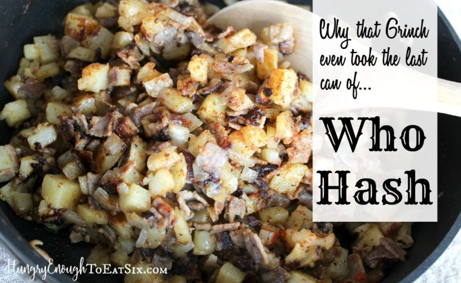 Who Hash: A Cinematic Christmas Feast