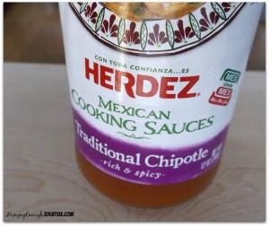 Herdez Chipotle Sauce