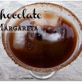A cool twist on hot cocoa!