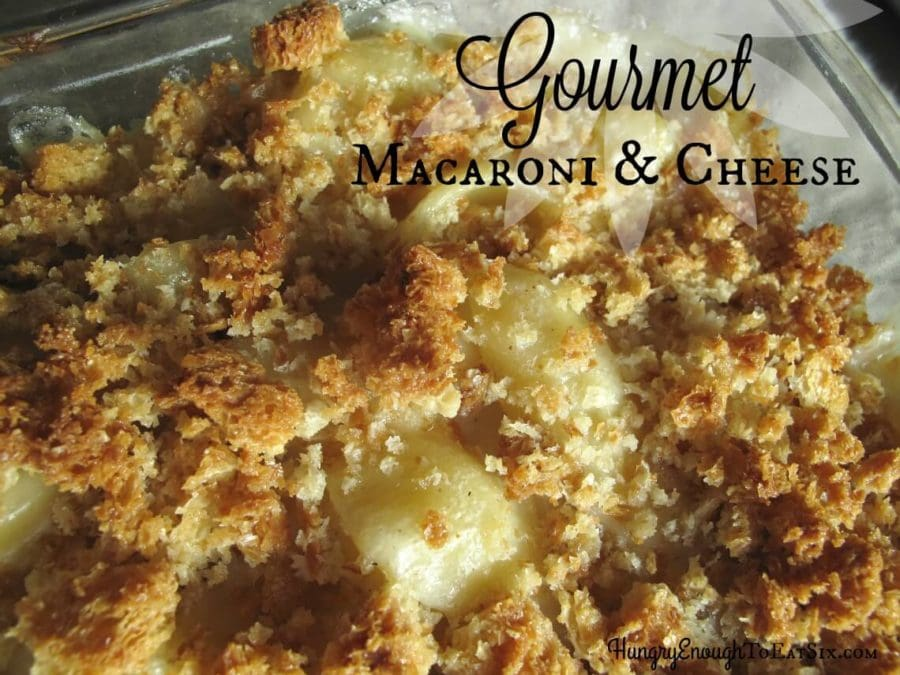 Gourmet Macaroni & Cheese is this year's Cinematic Christmas Feast! This year we both chose to make foods from 'Home Alone'.