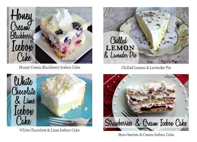 Throw one of these no-bake desserts in the fridge tonight, and chill with a delicious dessert tomorrow!
