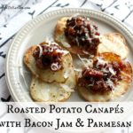 A savory & sweet, slow-cooked jam made with loads of bacon, onion and garlic.