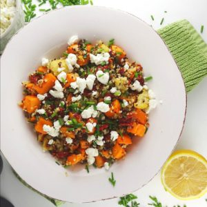 http://thecheerfulkitchen.com/quinoa-salad-roasted-sweet-potatoes-cauliflower/#.WLZZxvnyvct