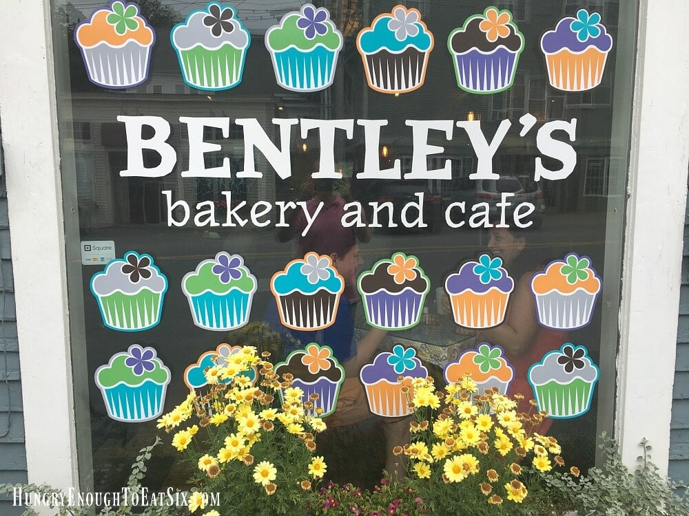 Delectable Destinations: Bentley's Bakery & Cafe, Our 6th ...