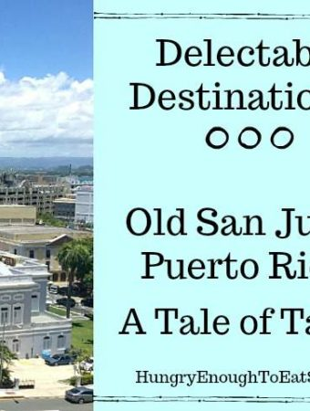 old san juan puerto rico food travel dining