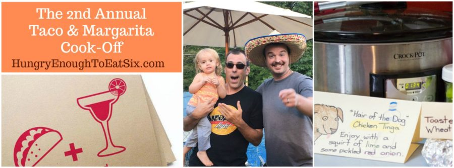 2nd Annual Taco & Margarita Cook-Off