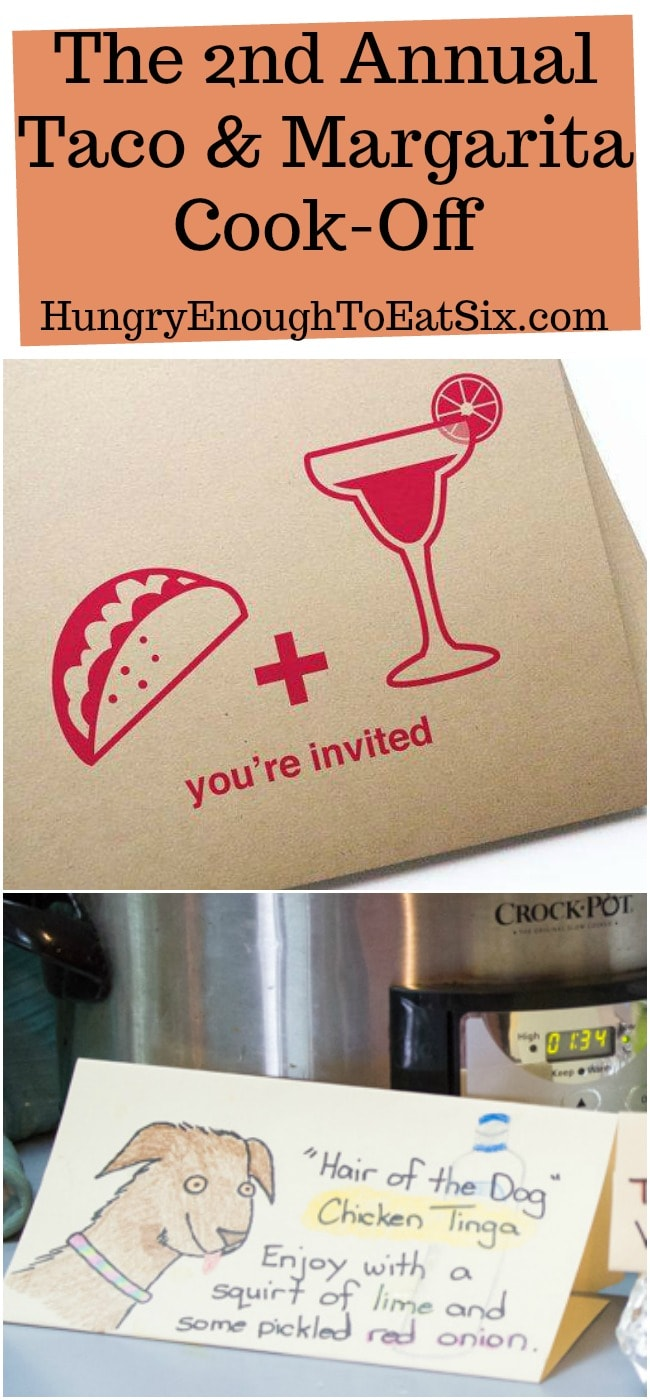The story of our second annual gathering to celebrate tacos, margaritas, summer, and great friends!