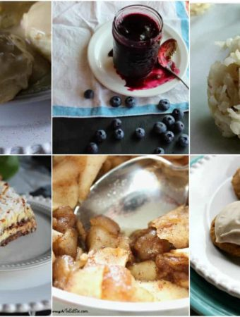 Thinking outside the pie-shaped box, here are six dessert ideas for your Thanksgiving gathering!