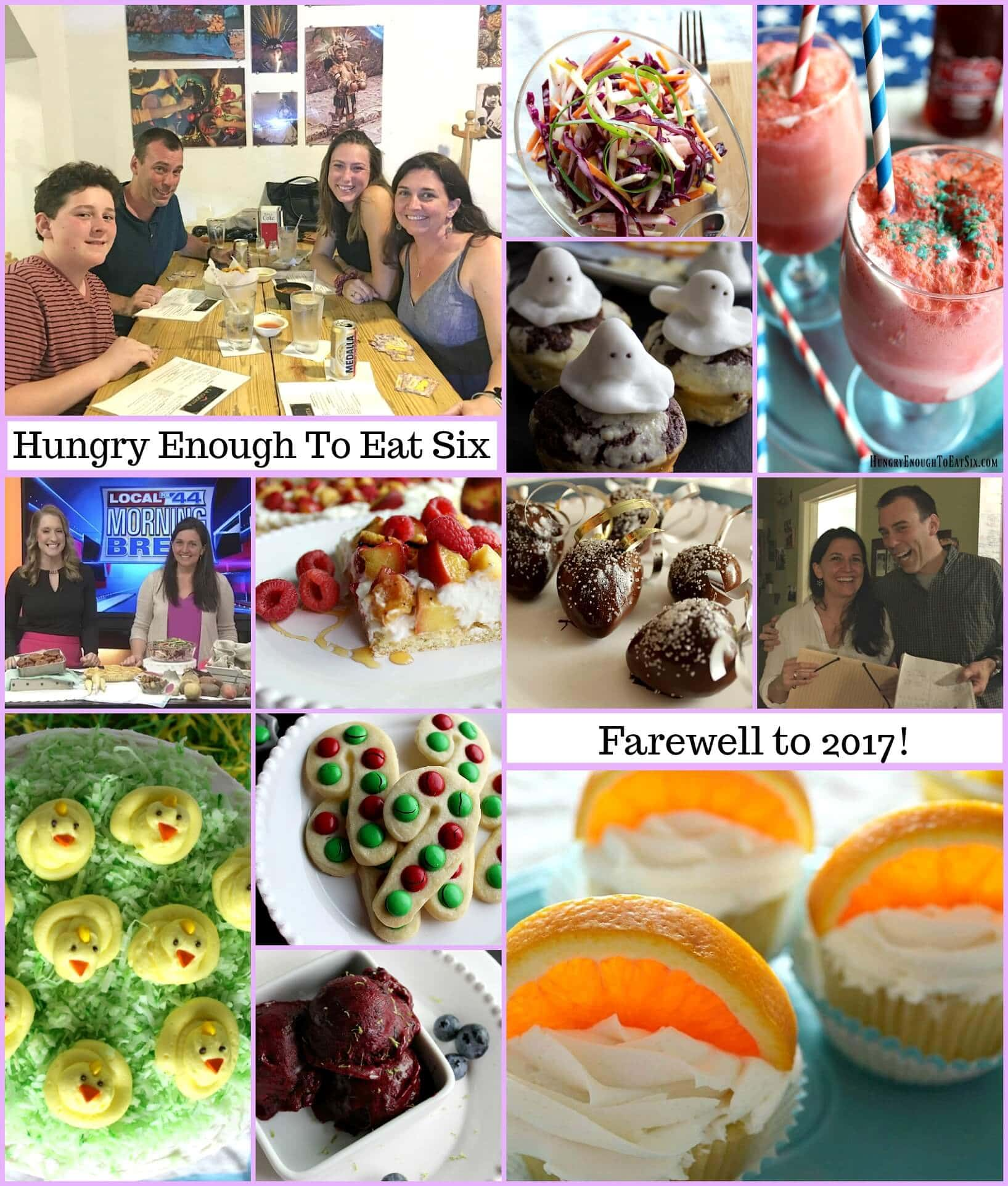 As we say farewell to 2017 I'm getting ready for more food adventures in 2018... and I want to hear from you! Take my reader survey.