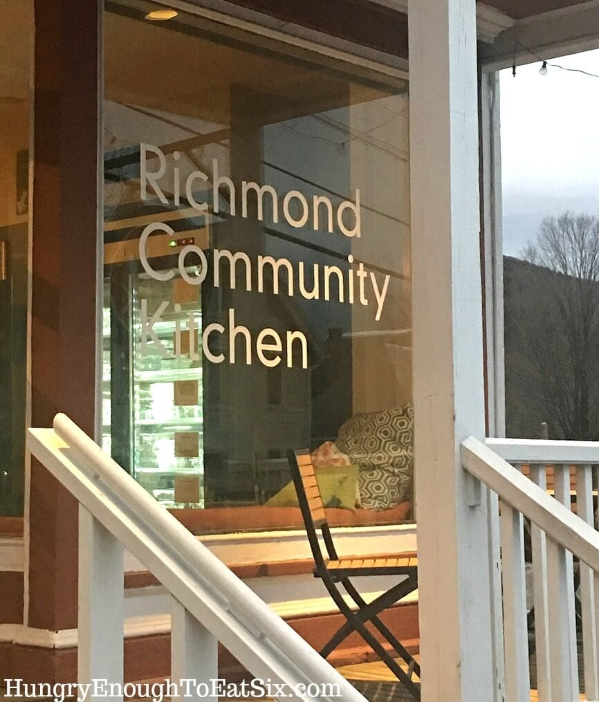 Image pf Richmond Community Kitchen storefront