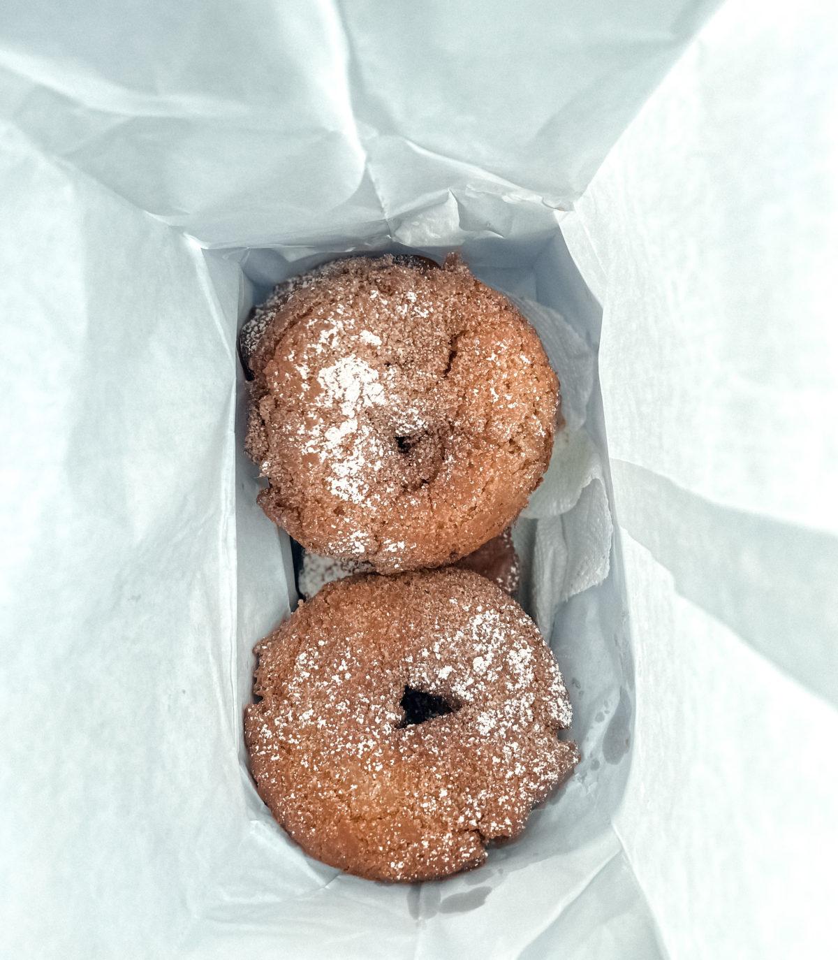 Doughnuts in a bag